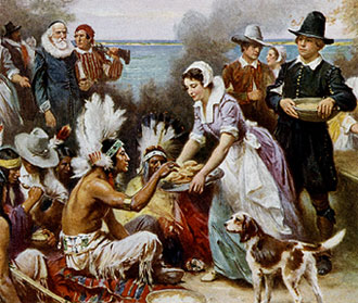 thanksgiving-history