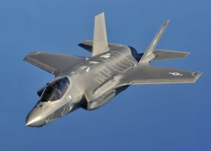US Navy Begins First Carrier-Launched Test Flights of F-35C