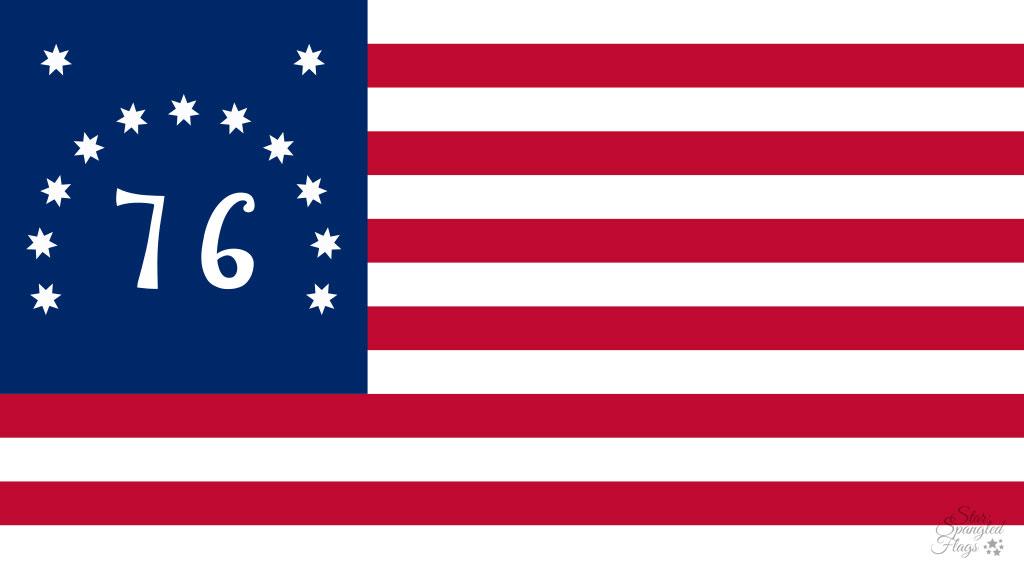 Bennington flag from Star Spangled Flags
