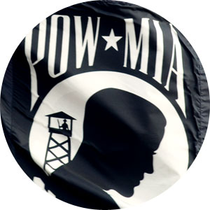 National League of Families POW/MIA Flag
