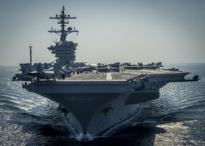 Boeing to Develop Carrier-Launched Drones for US Navy