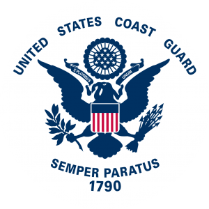 Flag of the United States Coast Guard